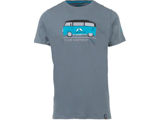 La Sportiva Van T-Shirt Homme, slate